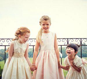 childrens wedding jewellery