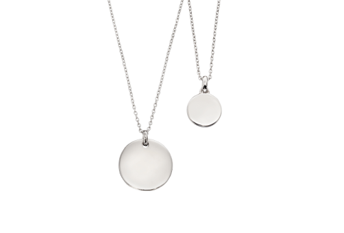 classic-solid-silver-disc-necklace-set