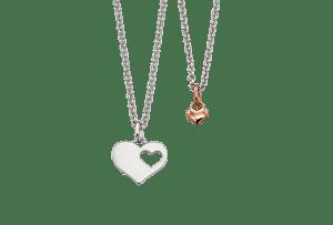 heat necklace set
