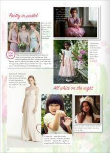 little star jewellery feature in magazine