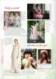 little star jewellery feature in magazine