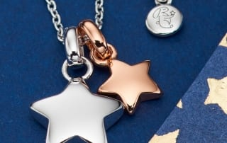 star necklace charms