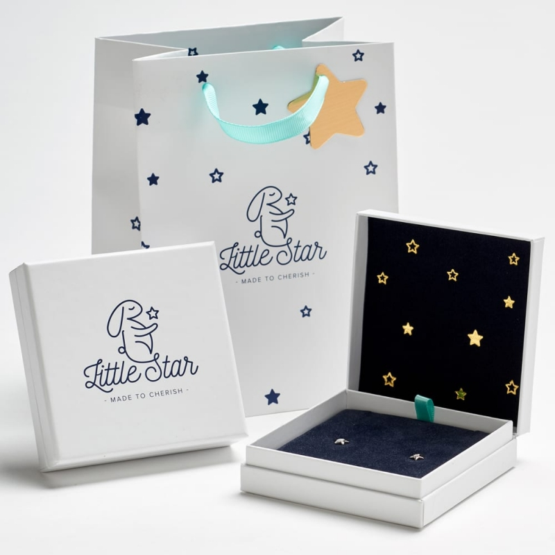 little star gift packaging