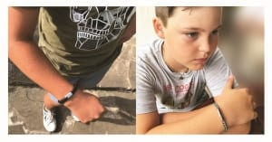 father and son bracelet