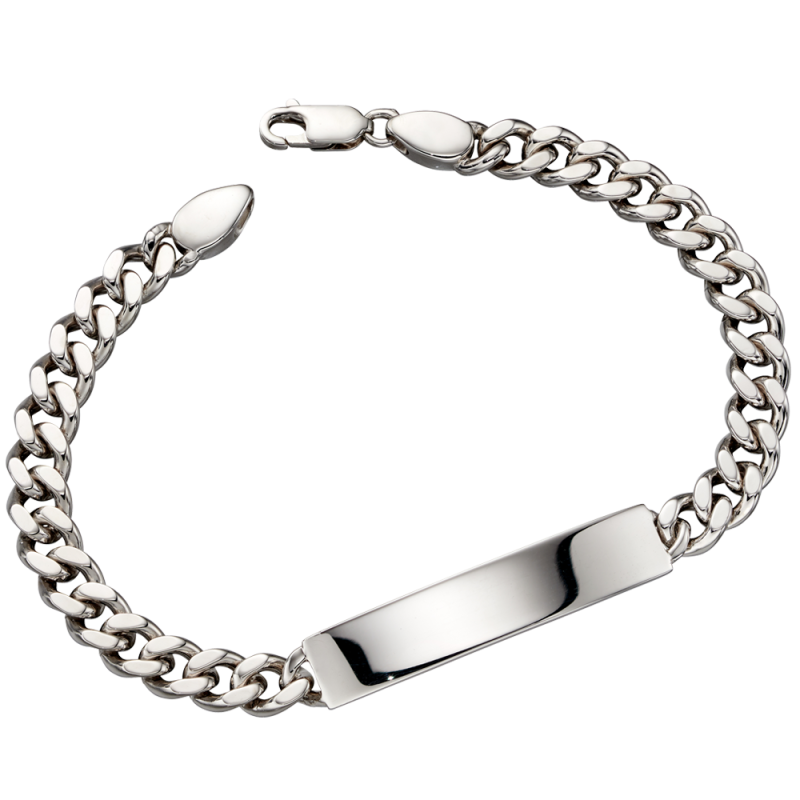 Mens ID Bracelet