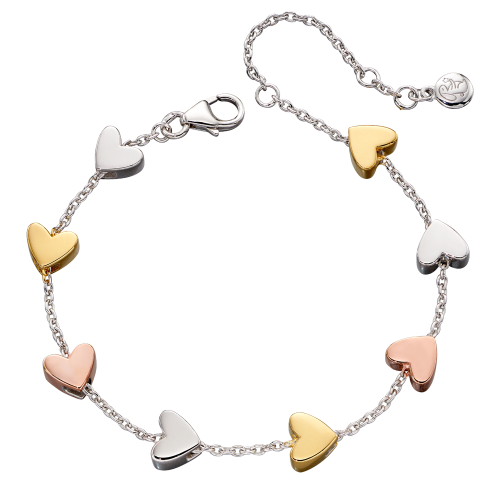 heart bracelet