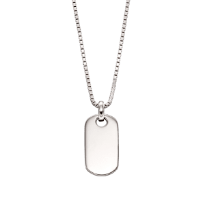 Oli- Boys Tag Necklace